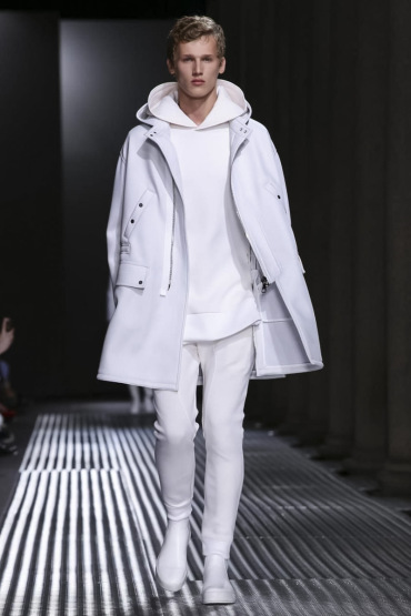 Neil Barrett Menswear Collection Spring Summer 2015 in Milan